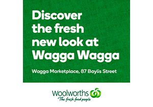 Woolworths fresh new look!