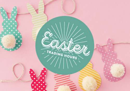 Easter Shopping Hours