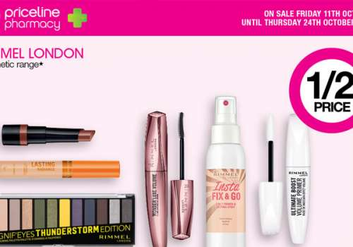 Priceline's catalogue sale, on now!