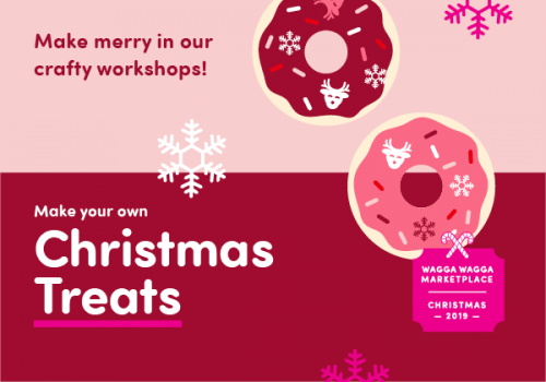 Christmas Treats Workshop